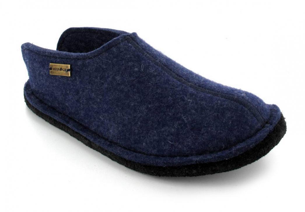 new york 1ed87 d0f60 HAFLINGER® Hausschuhe Flair Smily, jeans